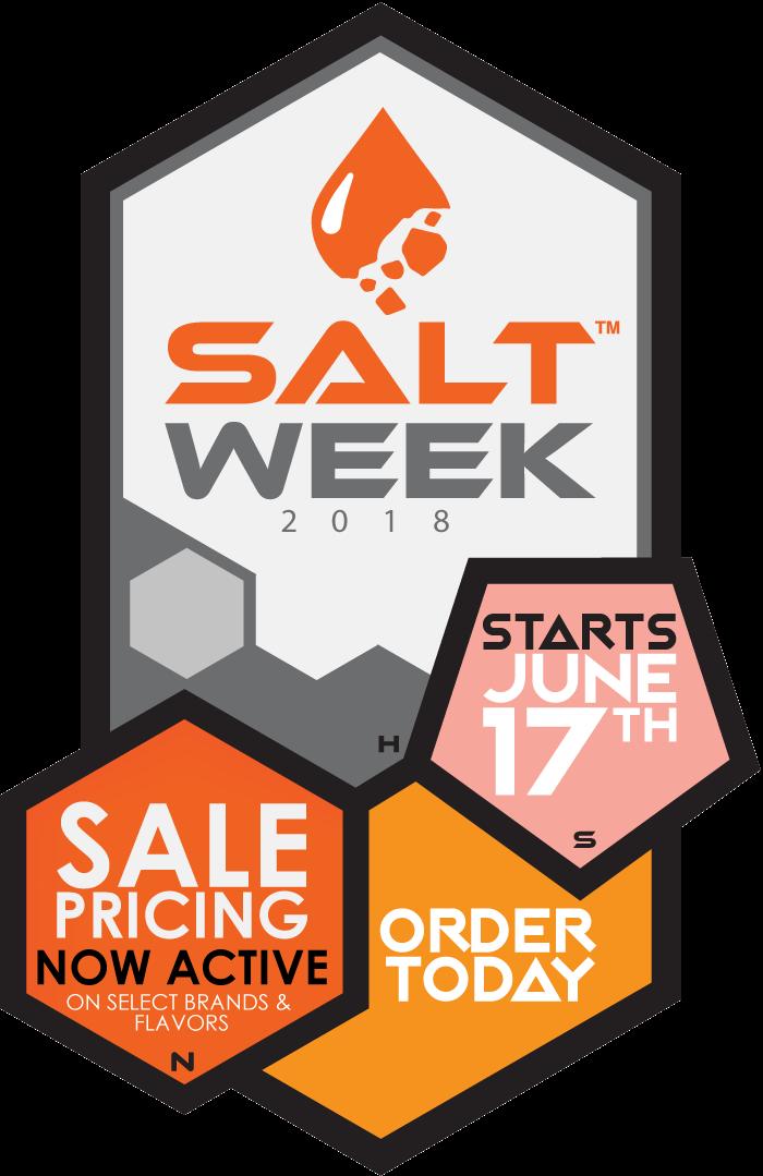Salt Week by VaporBeast